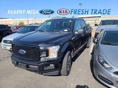 Ford F-150 2018 for Sale in San Diego, CA