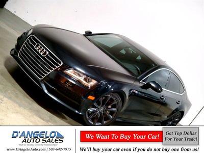 Audi A7 2012 a la venta en Hillsboro, OR