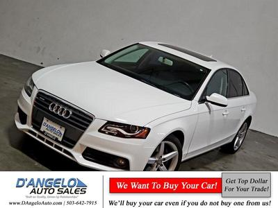 Audi A4 2012 for Sale in Hillsboro, OR