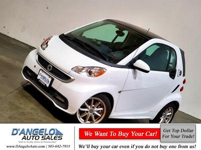 Smart ForTwo Electric Drive 2016 a la venta en Hillsboro, OR