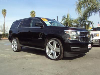 2015 Chevrolet Tahoe  for sale VIN: 1GNSCBKC4FR248587