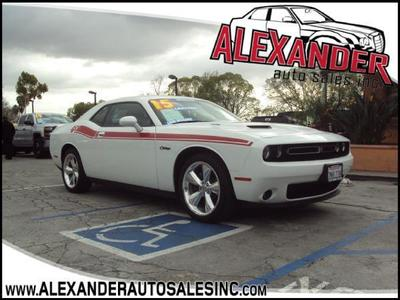 Dodge Challenger 2015 for Sale in Whittier, CA