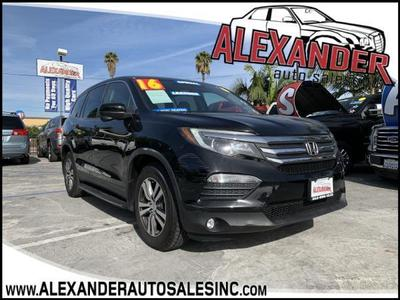 Honda Pilot 2016 for Sale in Whittier, CA