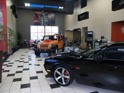 Westgate Chrysler Jeep Dodge RAM Image 7