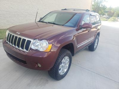 2008 Jeep Grand Cherokee Limited for sale VIN: 1J8HR58298C238542