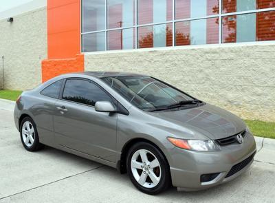 2006 Honda Civic EX for sale VIN: 2HGFG12886H543360