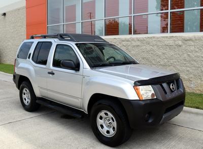 2008 Nissan Xterra SE for sale VIN: 5N1AN08WX8C523059
