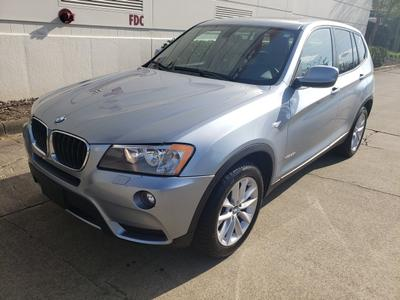 2013 BMW X3 xDrive28i for sale VIN: 5UXWX9C56D0A11643