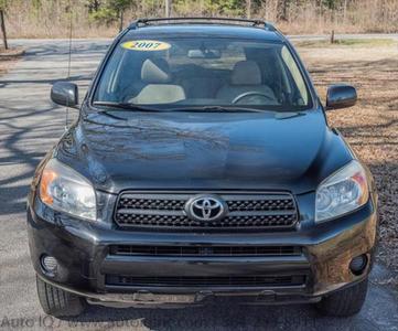 2007 Toyota RAV4 Base for sale VIN: JTMZD33VX76049542