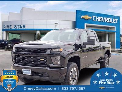 Chevrolet Silverado 2500 2021 for Sale in Carrollton, TX