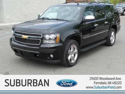 2012 Chevrolet Suburban 1500 LTZ for sale VIN: 1GNSKKE74CR286480