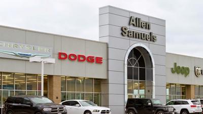 Allen Samuels Chrysler Dodge Jeep RAM of Oxford Image 7