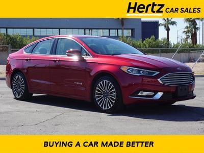 Ford Fusion Hybrid 2018 a la venta en Las Vegas, NV