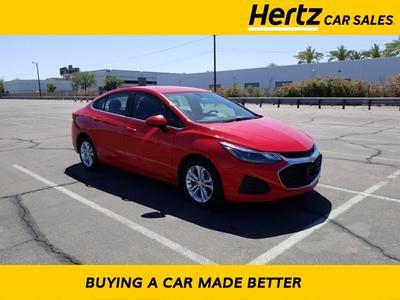 Chevrolet Cruze 2019 a la venta en Scottsdale, AZ