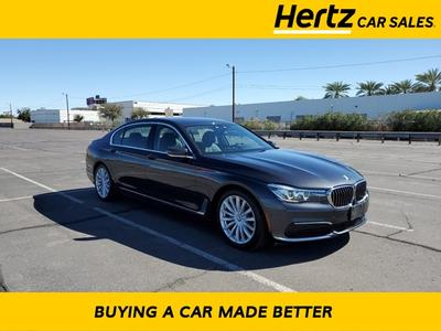 BMW 740 2019 for Sale in Scottsdale, AZ