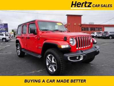Jeep Wrangler Unlimited 2019 for Sale in Smithtown, NY