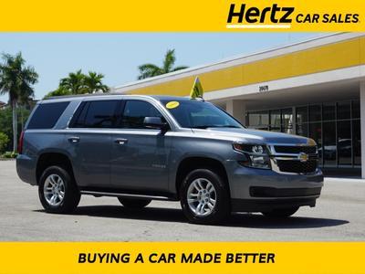 Chevrolet Tahoe 2019 for Sale in Bonita Springs, FL