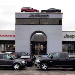 Jacksons of Enid Chrysler Dodge Jeep Ram Image 3