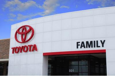 Family Toyota of Burleson Image 1