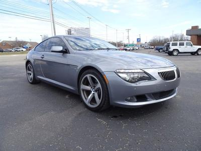 2008 BMW 650 i for sale VIN: WBAEA535X8CV90948