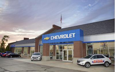 Ganley Chevrolet of Aurora Image 5