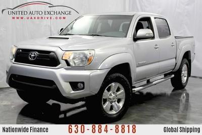 2012 Toyota Tacoma Base for sale VIN: 5TFLU4EN4CX034919
