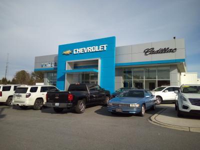 Whites Chevrolet Cadillac Buick GMC Image 1