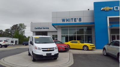 Whites Chevrolet Cadillac Buick GMC Image 4