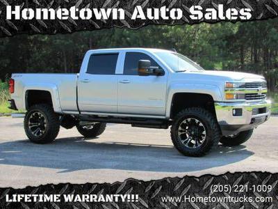 Chevrolet Silverado 2500 2015 for Sale in Jasper, AL