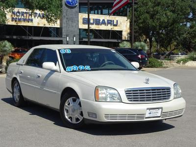 Cadillac DeVille 2003 for Sale in San Antonio, TX