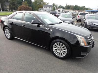 2012 Cadillac CTS Luxury for sale VIN: 1G6DG5E52C0131081