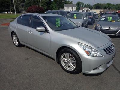 INFINITI G37X 2011 for Sale in East Windsor, CT
