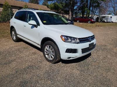 Volkswagen Touareg 2014 for Sale in East Windsor, CT