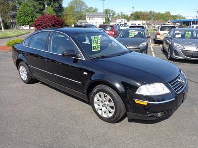 2002 Volkswagen Passat GLS for sale VIN: WVWPD63B32E408582