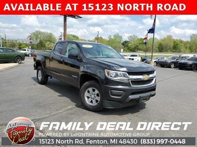 Chevrolet Colorado 2017 for Sale in Fenton, MI