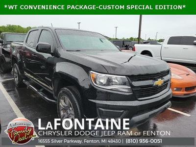 Chevrolet Colorado 2018 for Sale in Fenton, MI