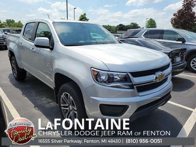 Chevrolet Colorado 2020 for Sale in Fenton, MI