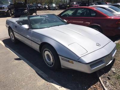 1987 Chevrolet Corvette  for sale VIN: 1G1YY3181H5111603
