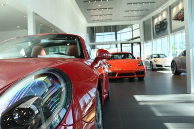 Porsche Bend Image 1