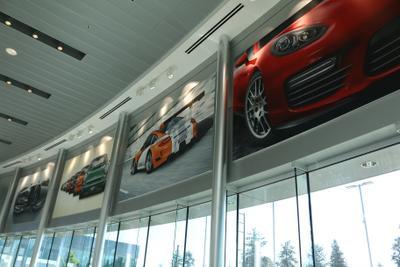 Porsche Bend Image 5