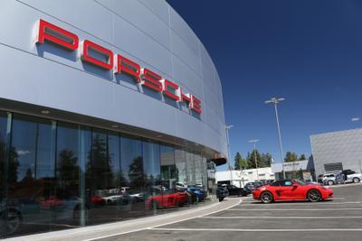 Porsche Bend Image 9