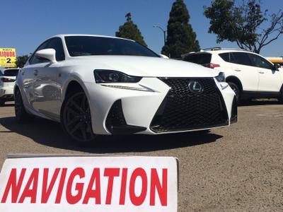 Lexus IS 200t 2017 for Sale in Garden Grove, CA