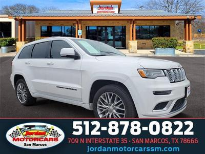 Jeep Grand Cherokee 2018 for Sale in San Marcos, TX