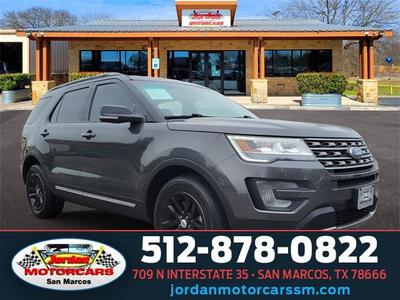 Ford Explorer 2017 for Sale in San Marcos, TX
