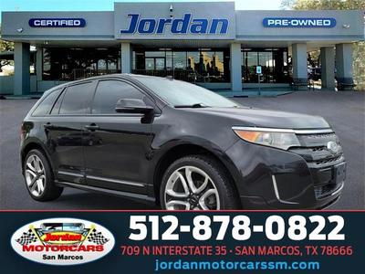 Ford Edge 2013 for Sale in San Marcos, TX