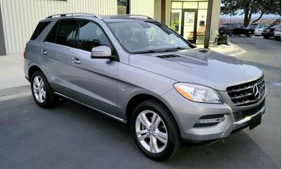 Mercedes-Benz M-Class 2012 for Sale in Lindon, UT
