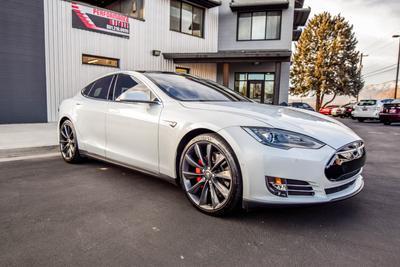 Tesla Model S 2014 for Sale in Lindon, UT