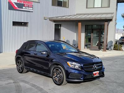 Mercedes-Benz GLA 250 2017 for Sale in Lindon, UT