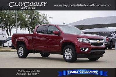 Chevrolet Colorado 2018 for Sale in Arlington, TX
