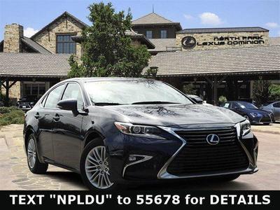 2016 Lexus ES 350 Base for sale VIN: 58ABK1GG0GU002642